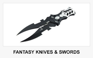 Fantasy Knives & Swords
